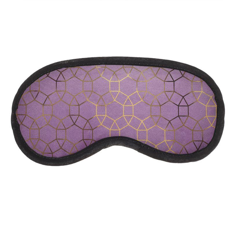 Castlefield Design Glam Geometric Eye Mask