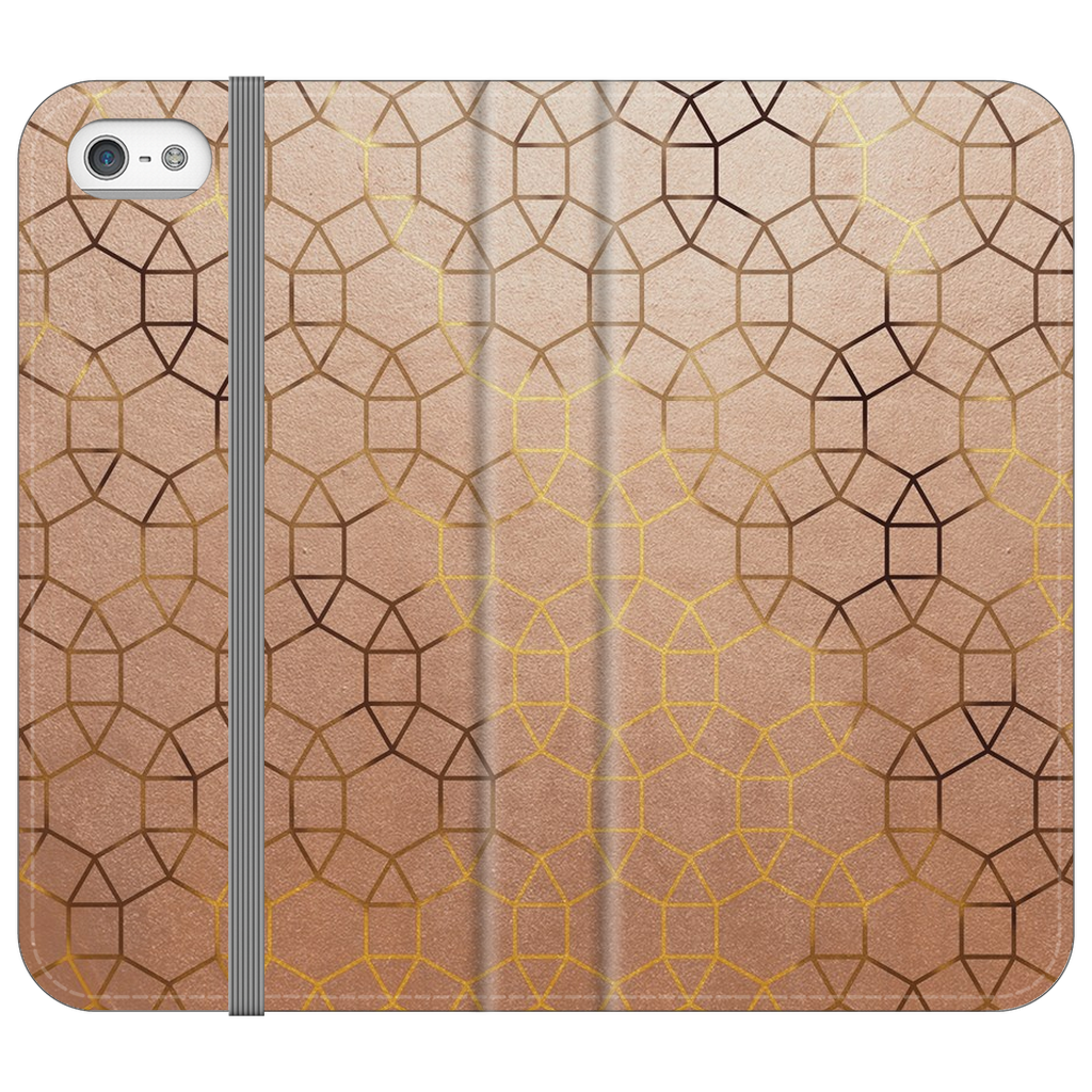Castlefield Design Glam Geometric iPhone Cases