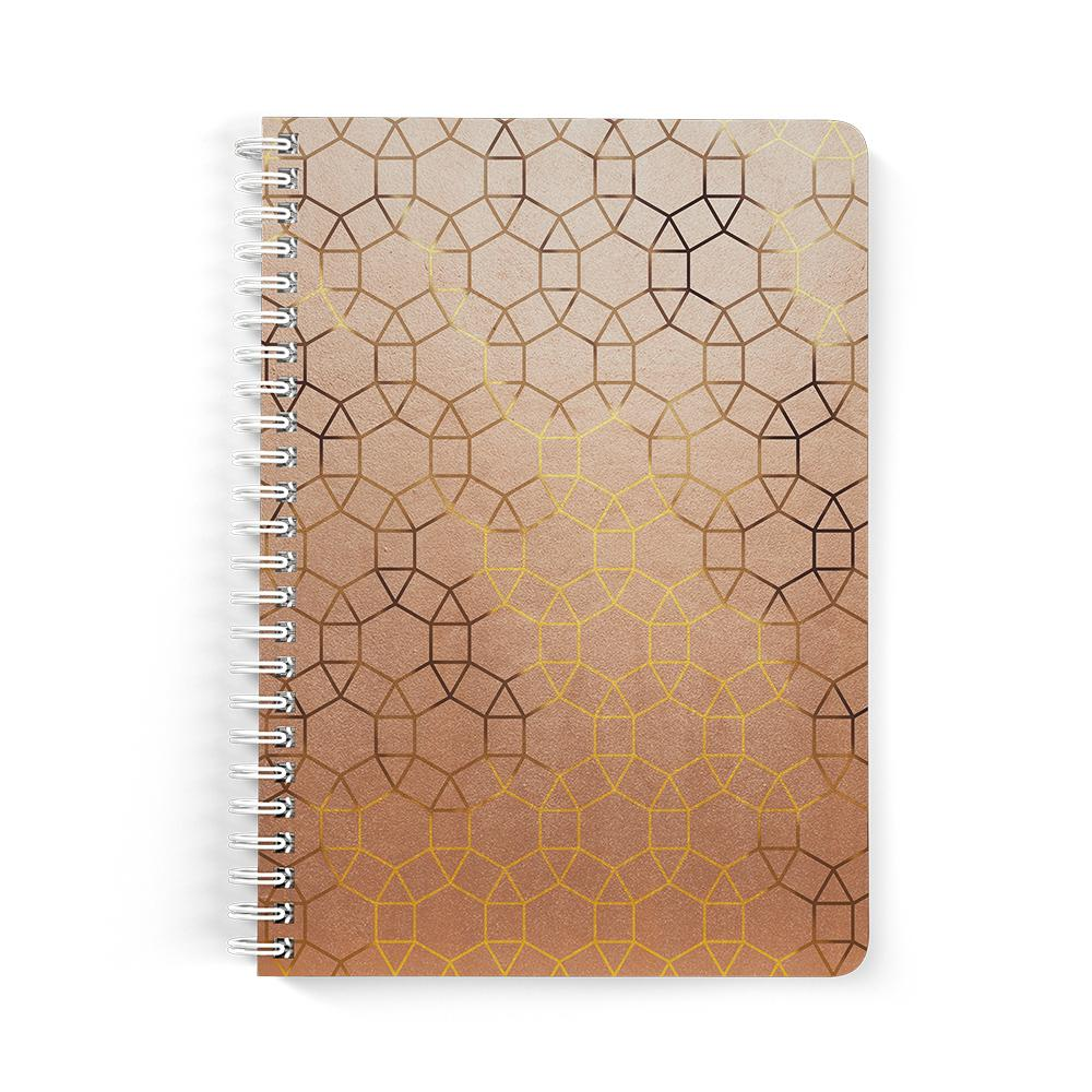 Castlefield Design Glam Geometric Notebooks