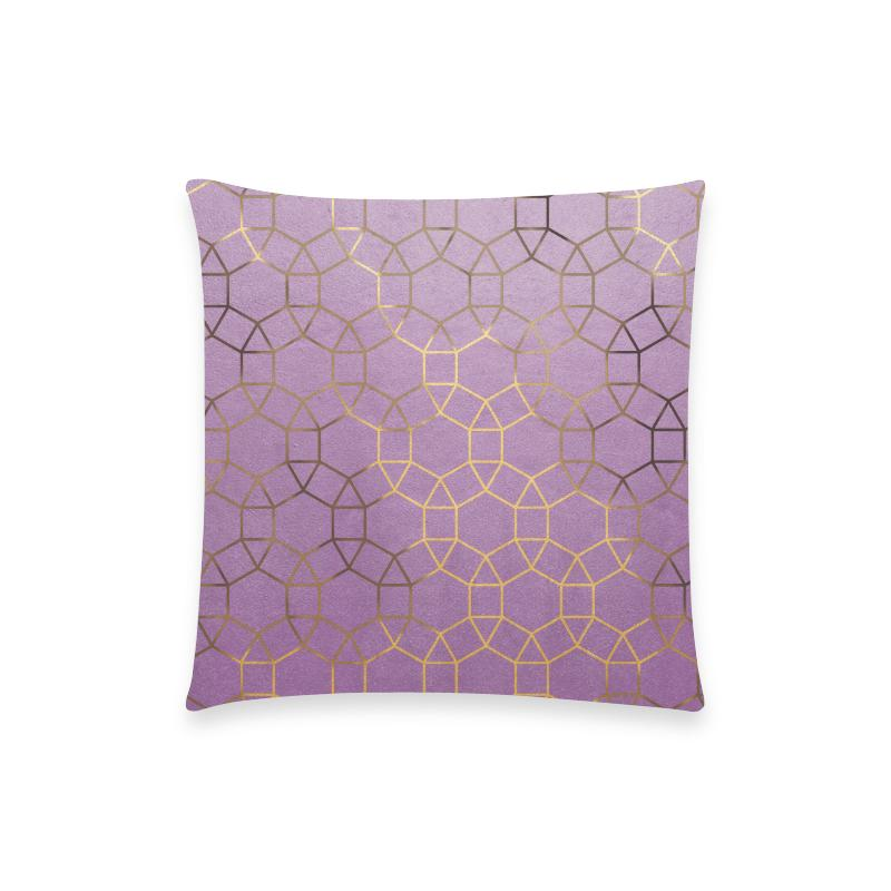Castlefield Design Glam Geometric Pillow Cases