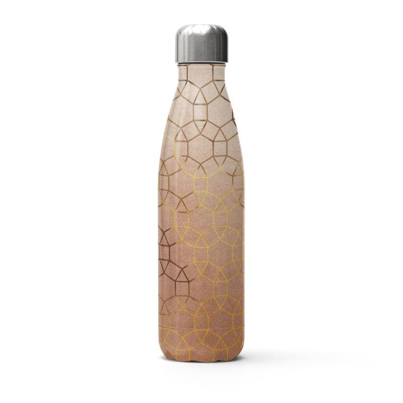 Castlefield Design Glam Geometric Thermal Bottle