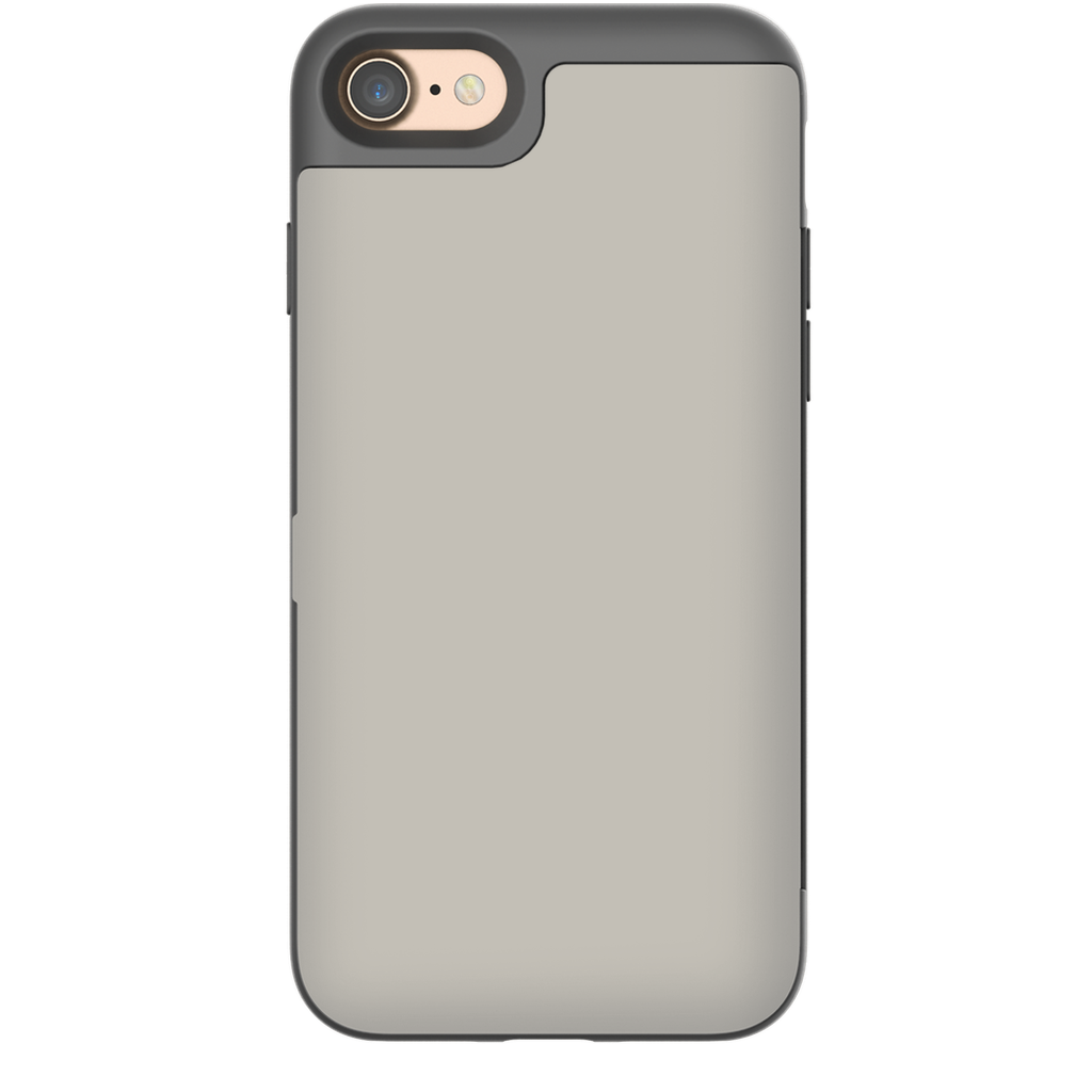 Castlefield Design Gray iPhone Cases