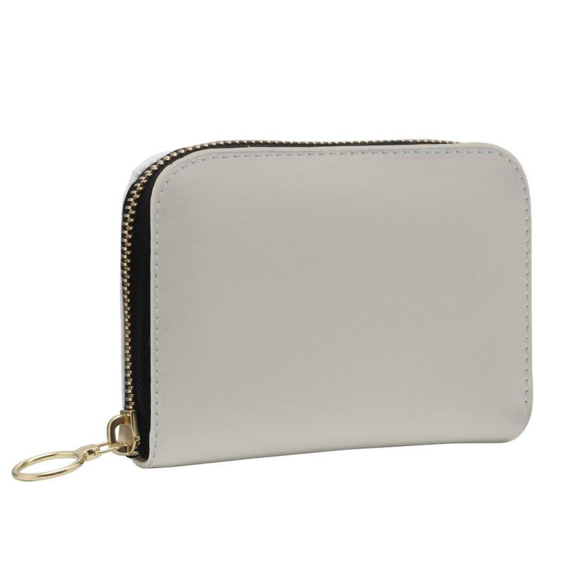 Castlefield Design Gray Small Wallet