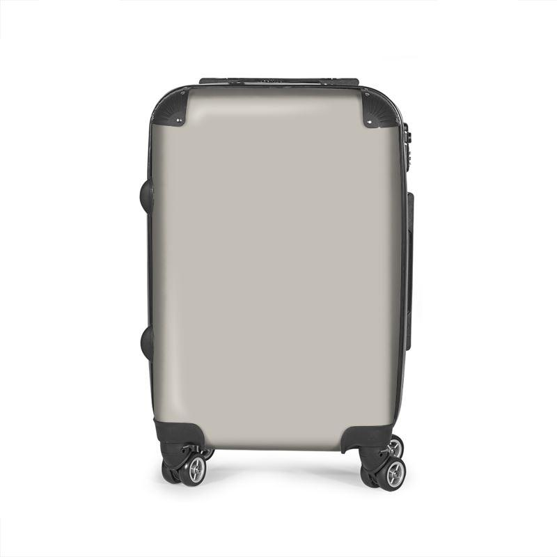 Castlefield Design Gray Suitcase
