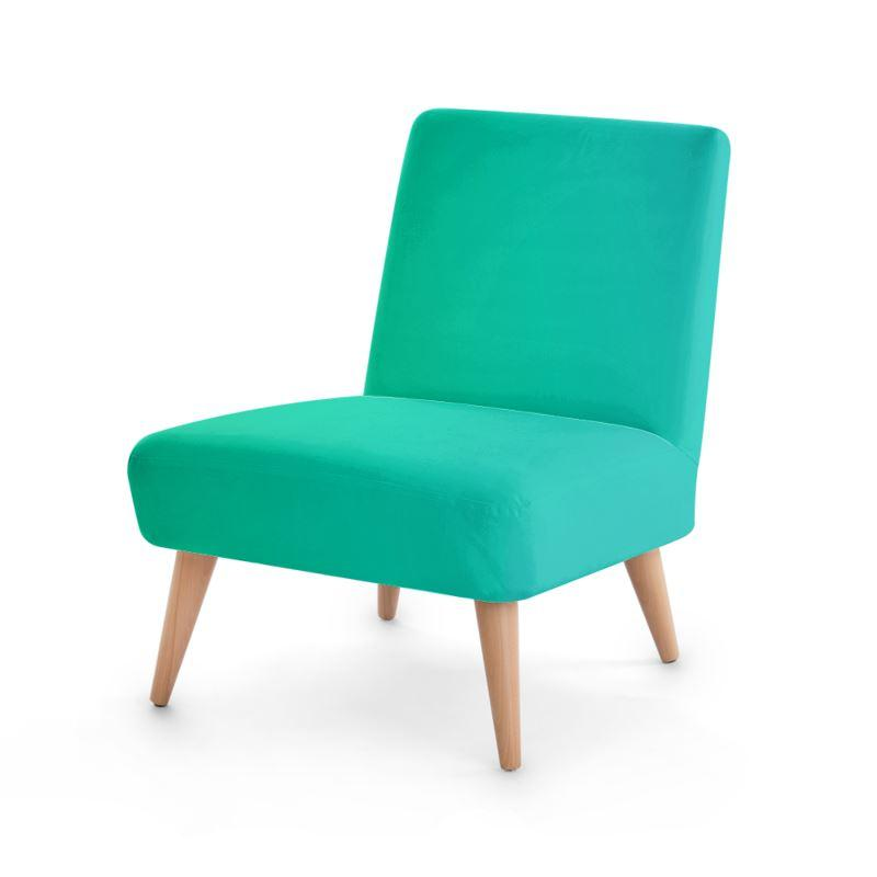 Castlefield Design Green Chair