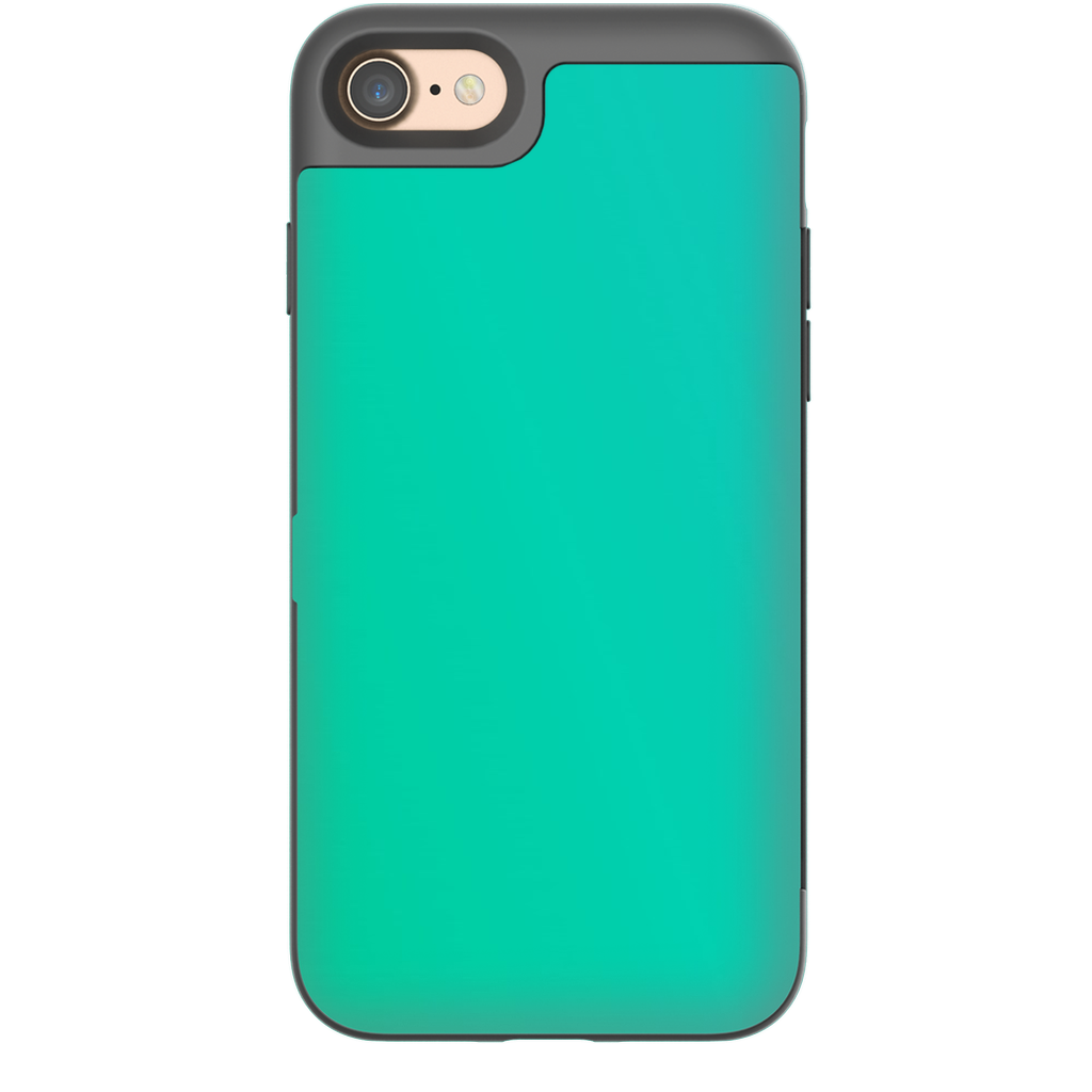 Castlefield Design Green iPhone Cases