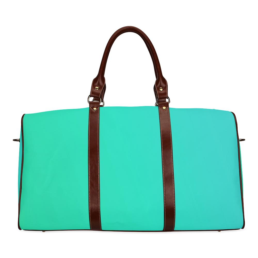 Castlefield Design Green Travel Bags
