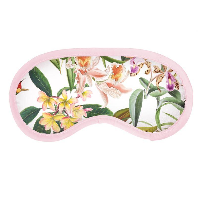 Castlefield Design Hummingbird Garden Eye Mask