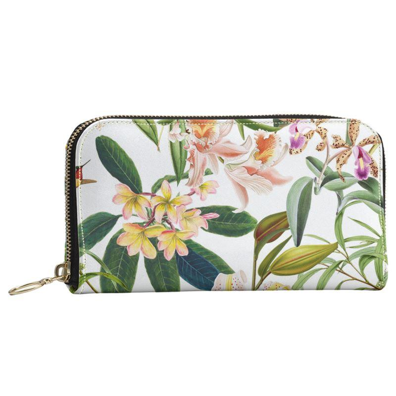 Castlefield Design Hummingbird Garden Large Wallet