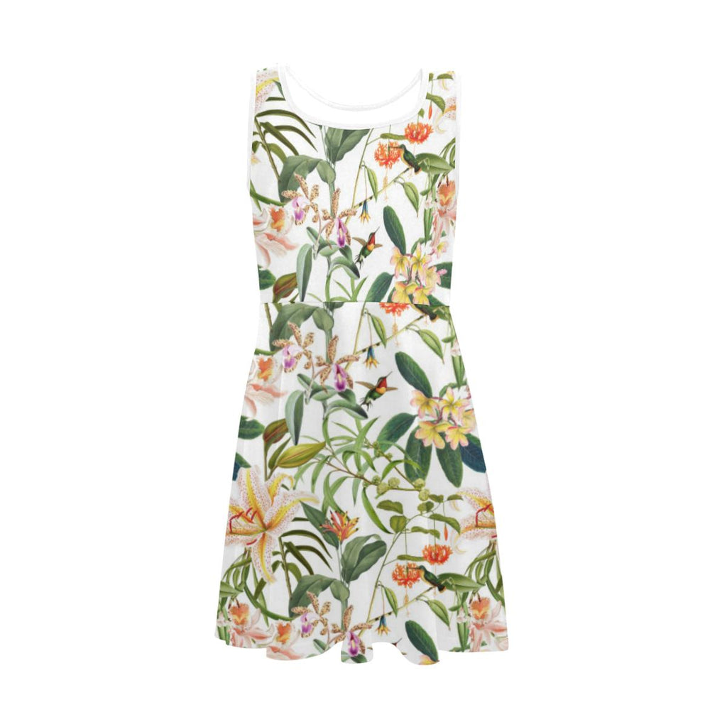 Castlefield Design Hummingbird Garden Matching Dress Set
