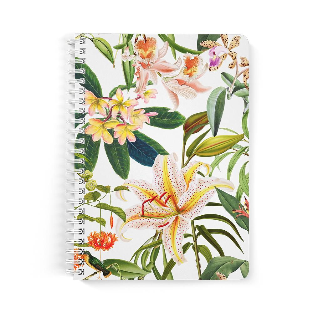 Castlefield Design Hummingbird Garden Notebooks