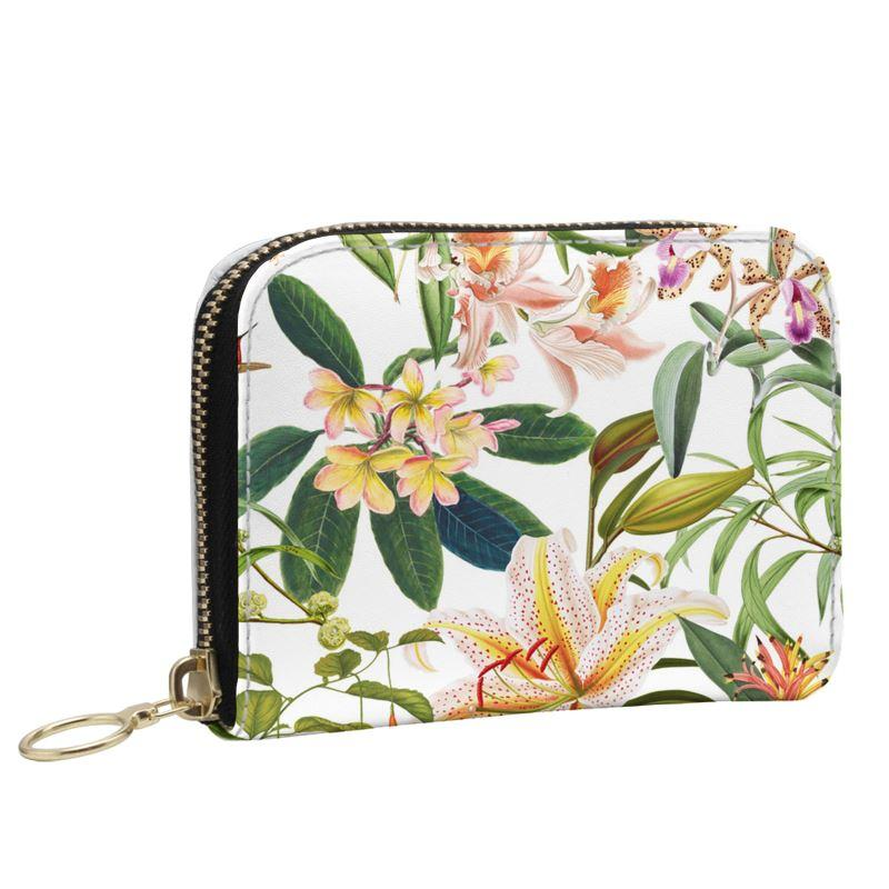 Castlefield Design Hummingbird Garden Small Wallet