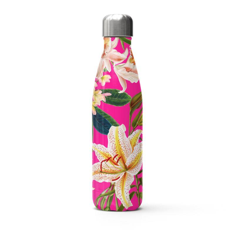 Castlefield Design Hummingbird Garden Thermal Bottle