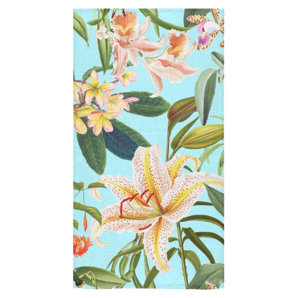 Castlefield Design Hummingbird Garden Towels