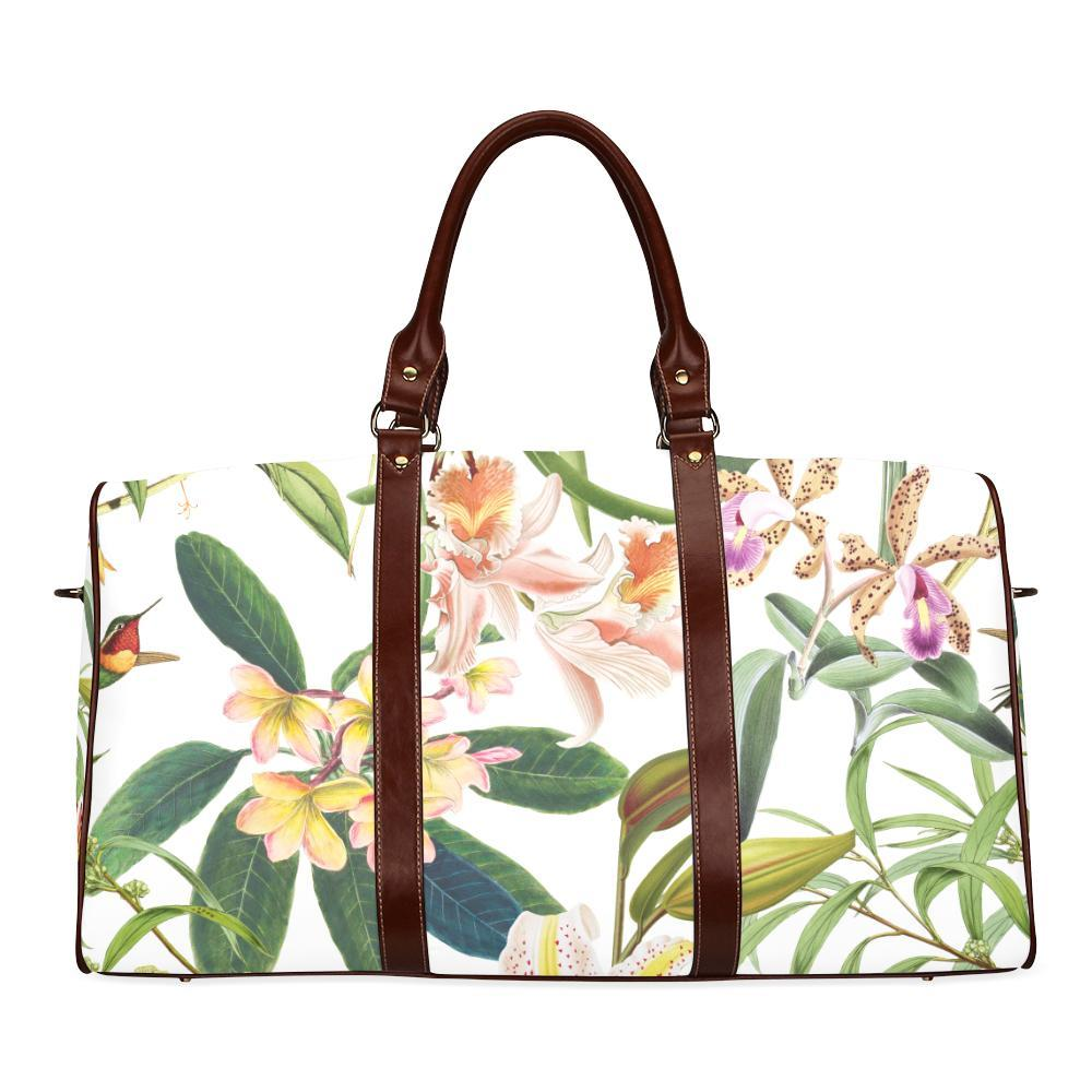 Castlefield Design Hummingbird Garden Travel Bags