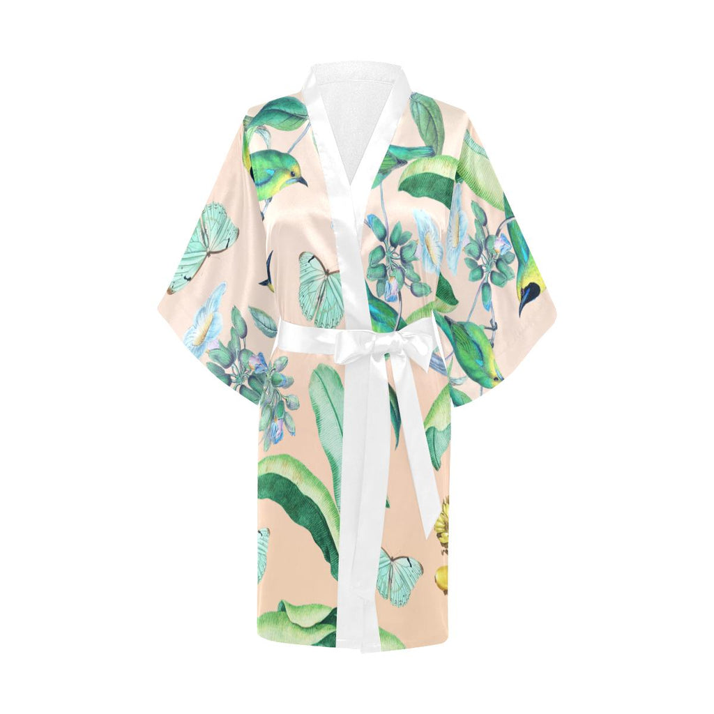Castlefield Design Jungle Dreams Satin Robe