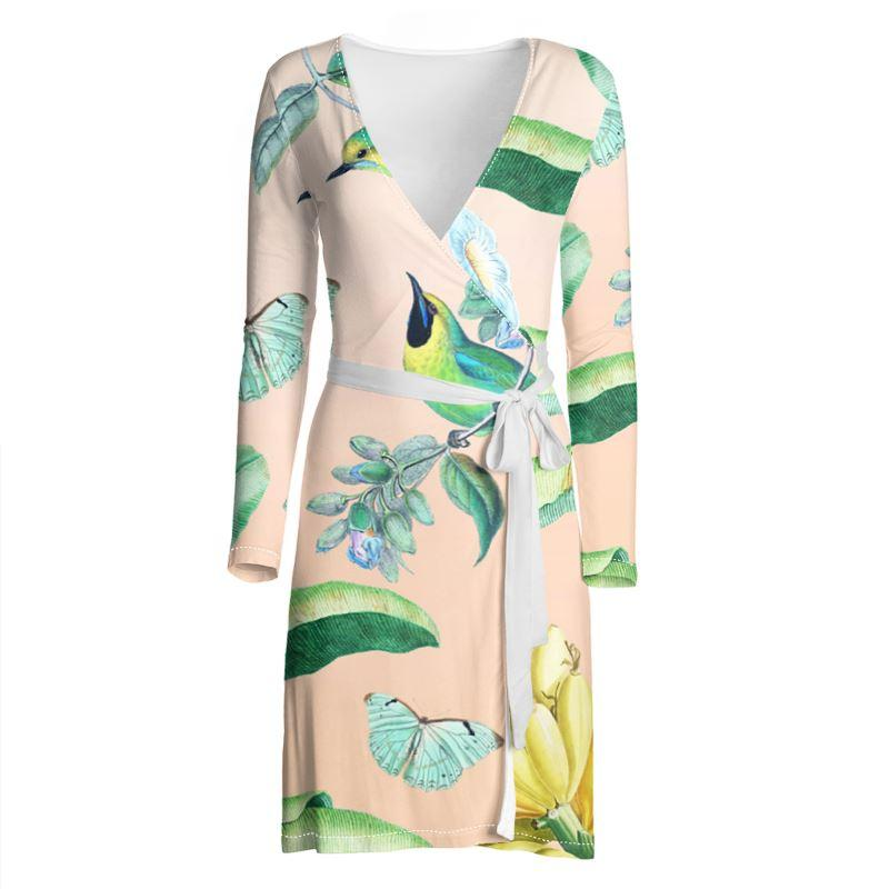 Castlefield Design Jungle Dreams Wrap Dress