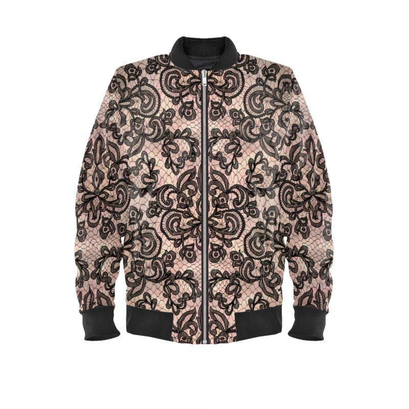 Castlefield Design Ladies Bomber Jacket