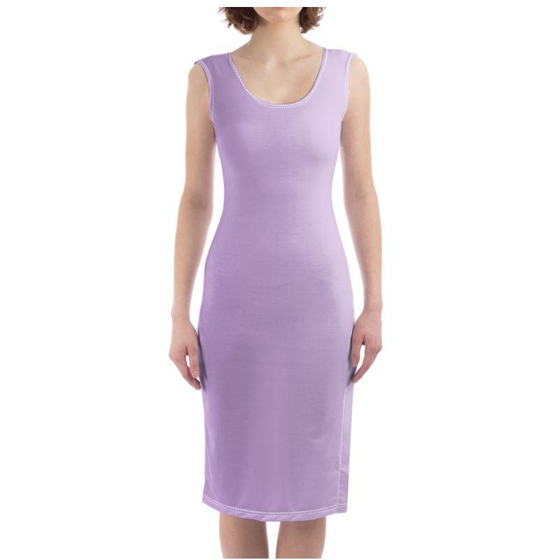 Castlefield Design Lavender Bodycon Dress