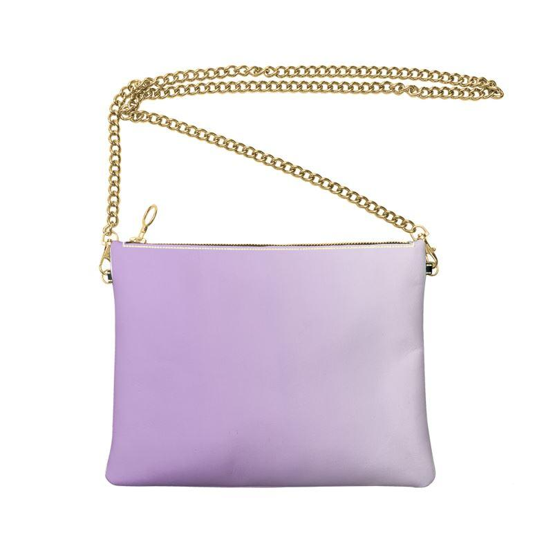 Castlefield Design Lavender Crossbody Bag