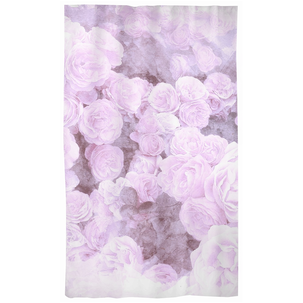 Castlefield Design Lilac Floral Curtains