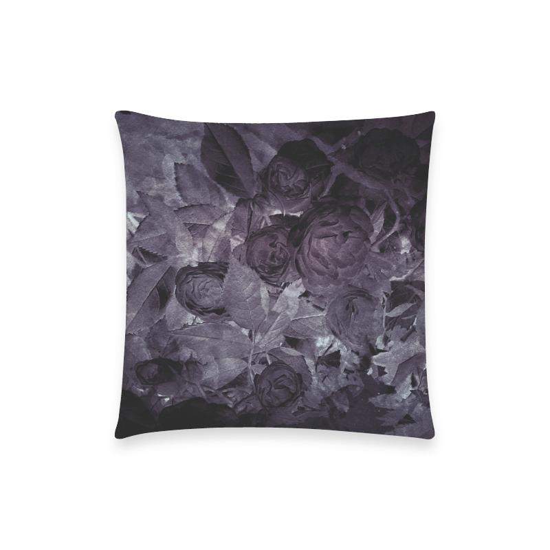 Castlefield Design Midnight Roses Pillow Cases