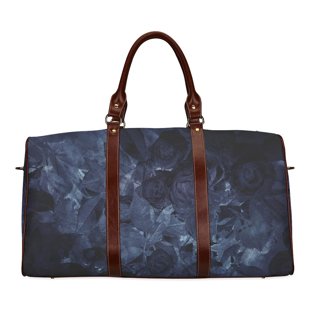 Castlefield Design Midnight Roses Travel Bags