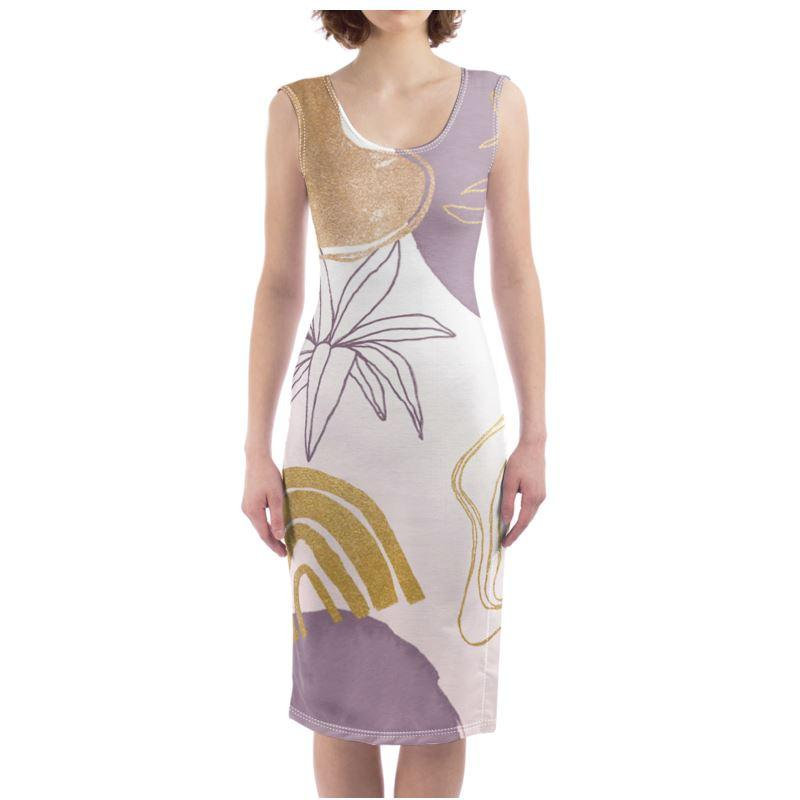Castlefield Design Modern Shapes Bodycon Con