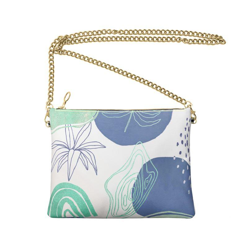Castlefield Design Modern Shapes Crossbody Bag