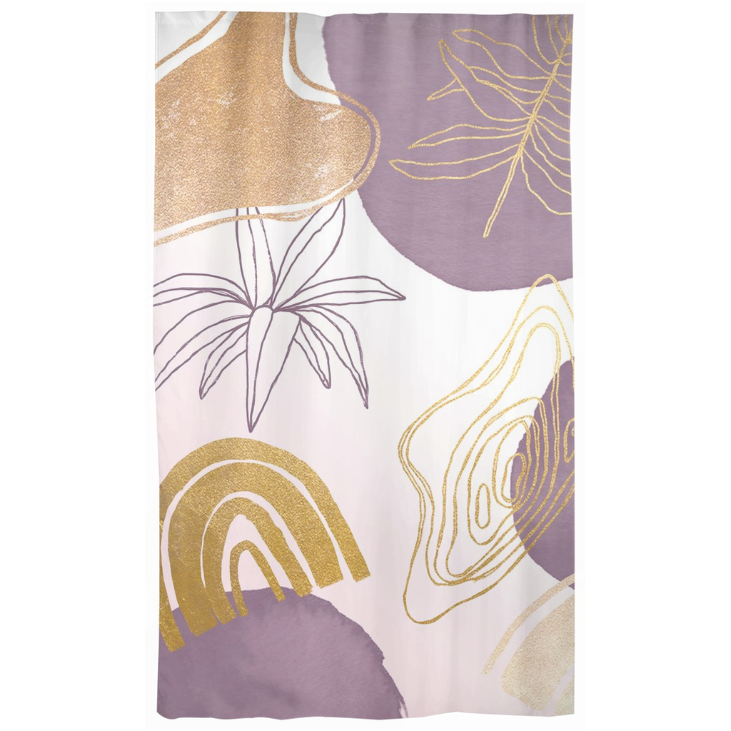 Castlefield Design Modern Shapes Curtains
