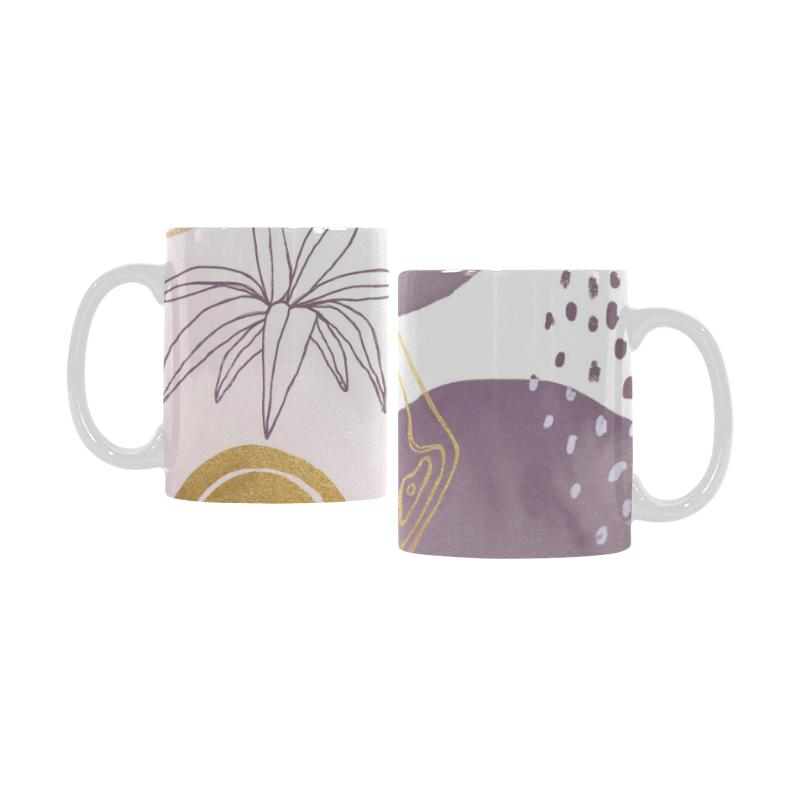 Castlefield Design Modern Shapes Mug