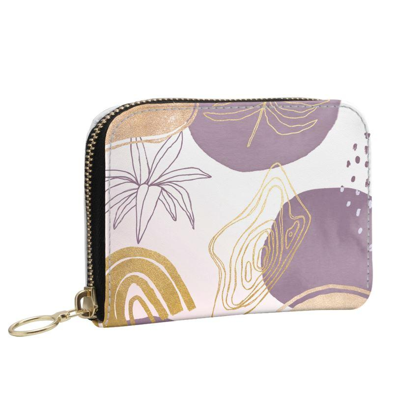 Castlefield Design Modern Shapes Small Wallet
