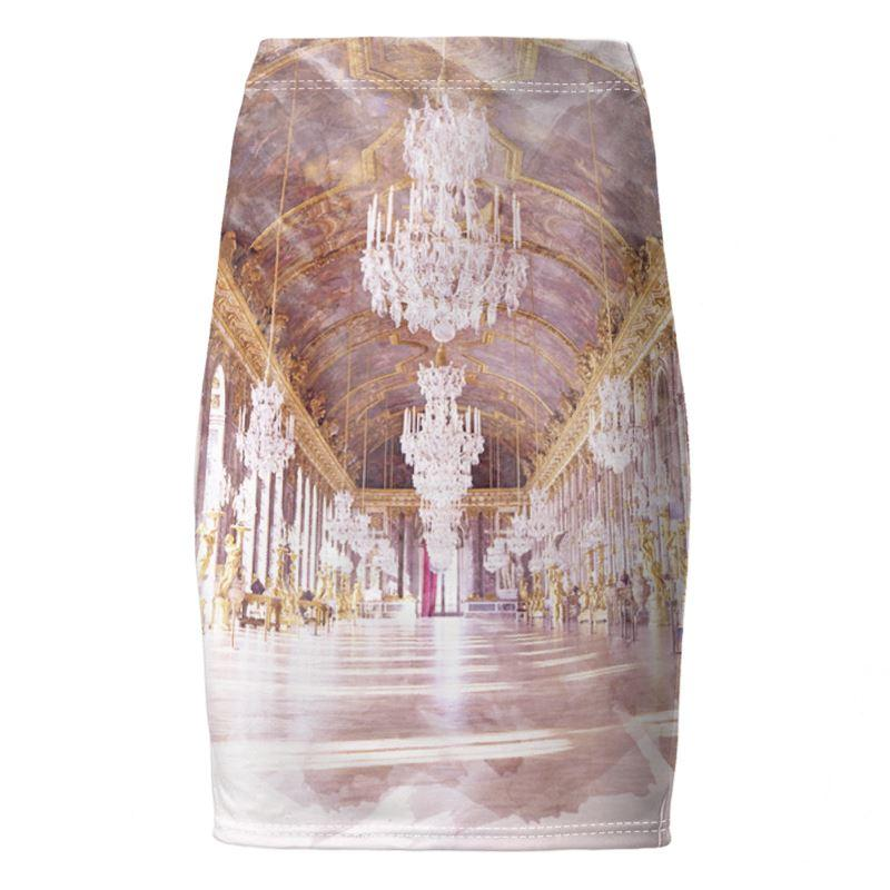 Castlefield Design Palace Ballroom Pencil Skirt