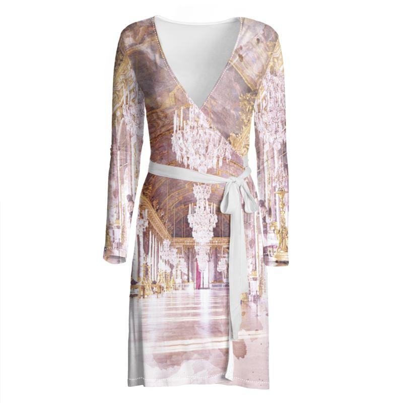 Castlefield Design Palace Ballroom Wrap Dress