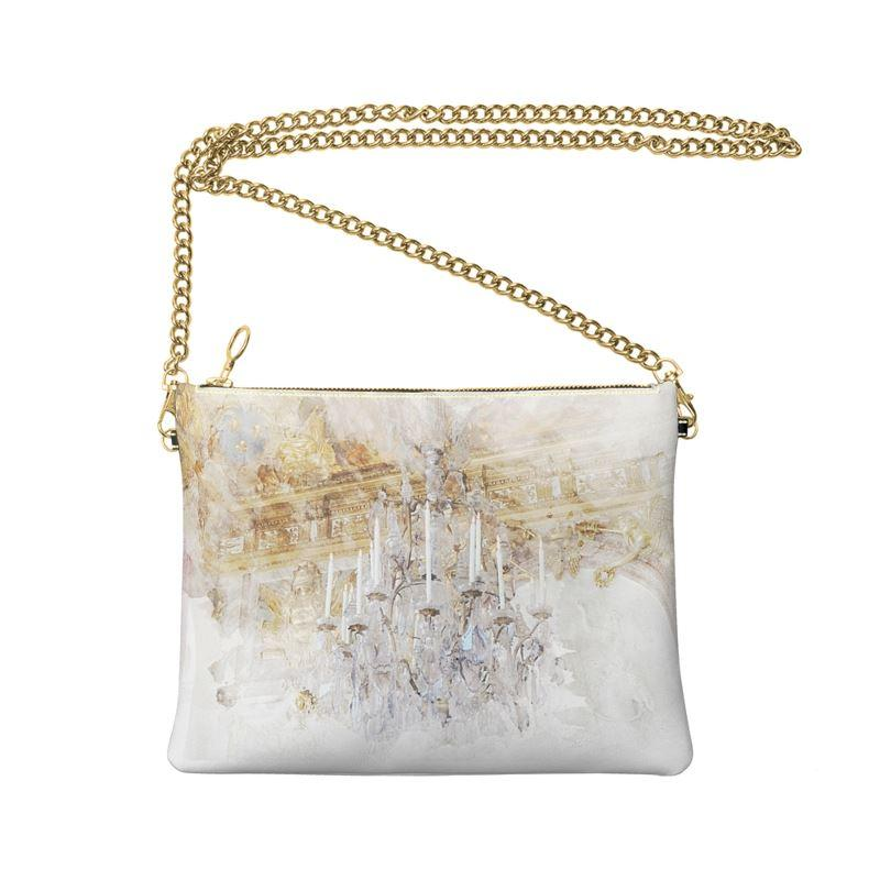 Castlefield Design Palace Chandelier Crossbody Bag