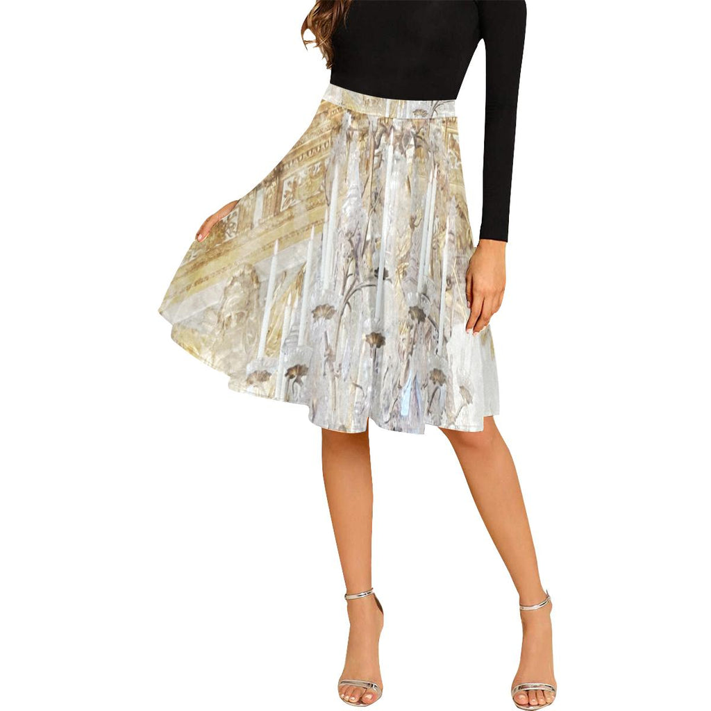 Castlefield Design Palace Chandelier Midi Skirt