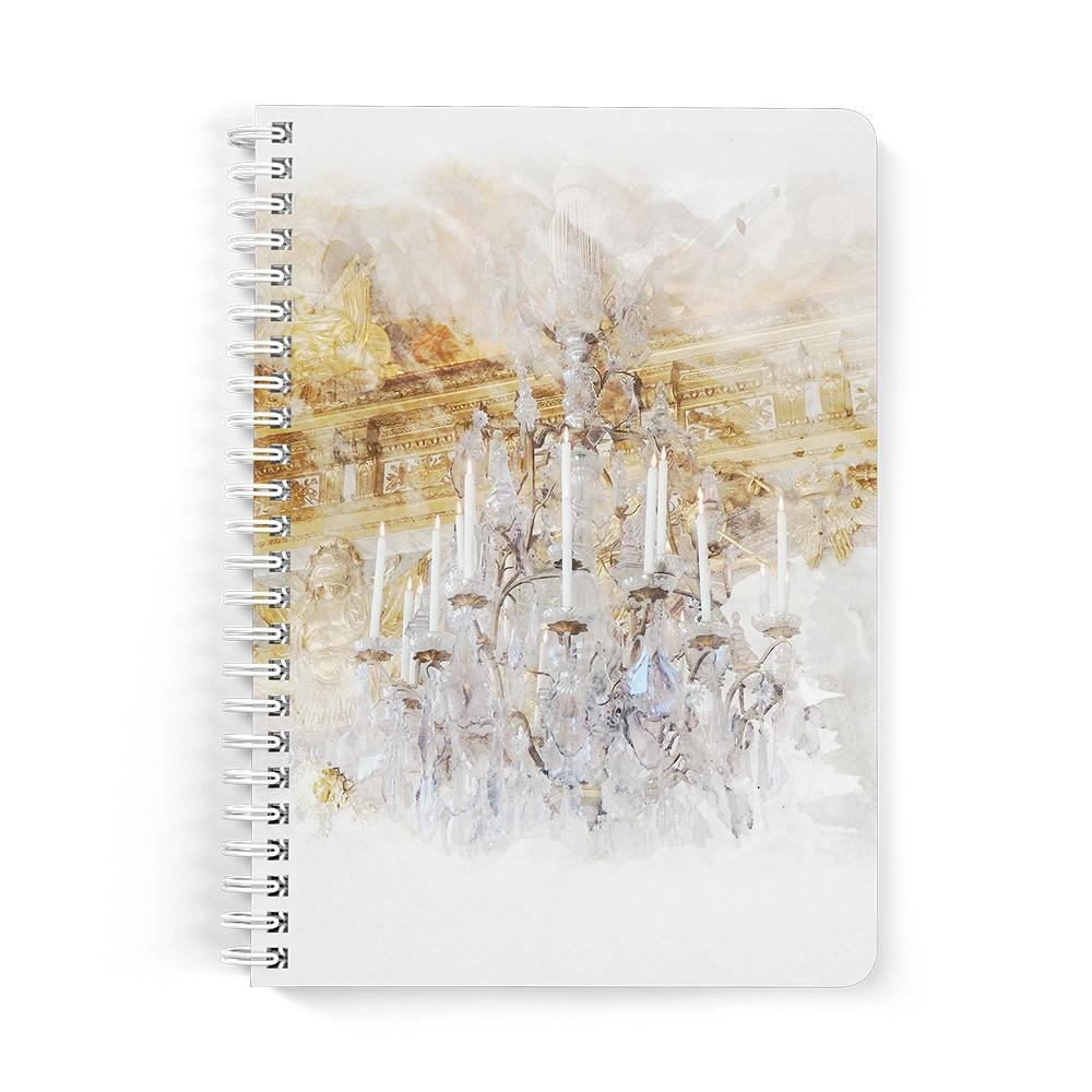 Castlefield Design Palace Chandelier Notebooks