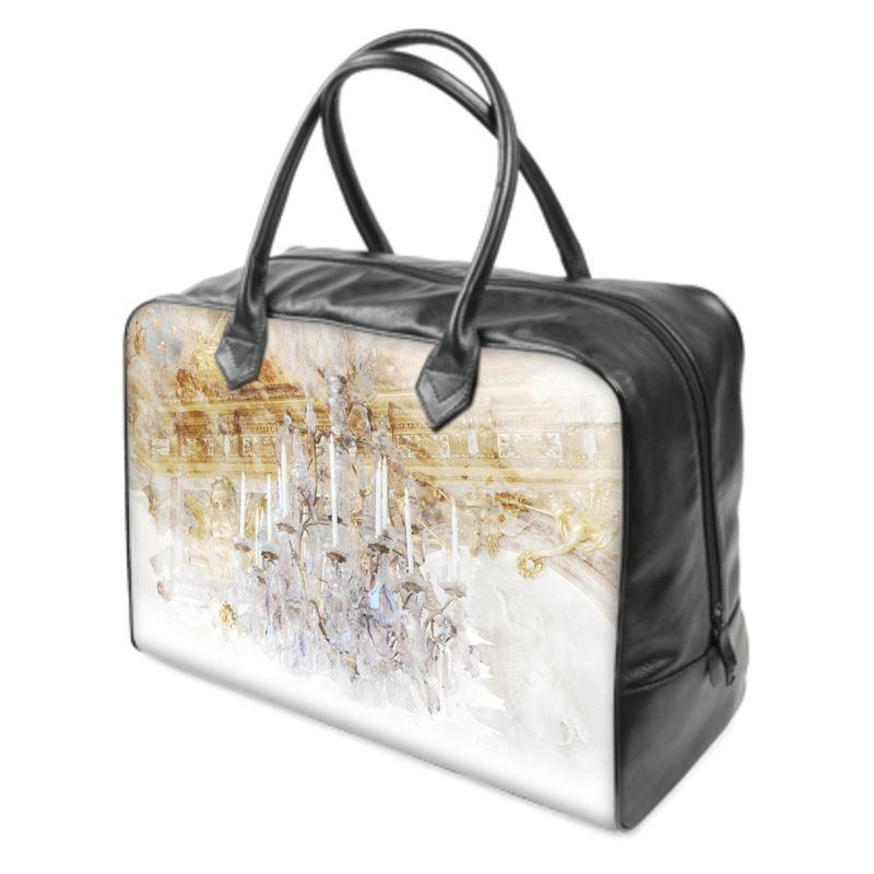 Castlefield Design Palace Chandelier Weekender Bag