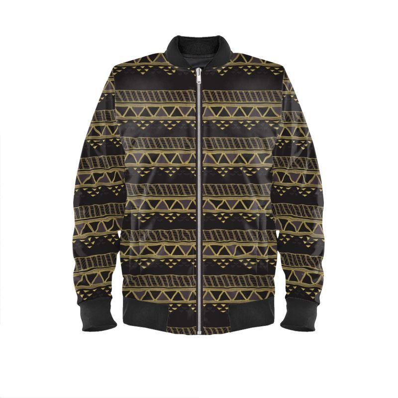 Castlefield Design Panther Geometric Jacket