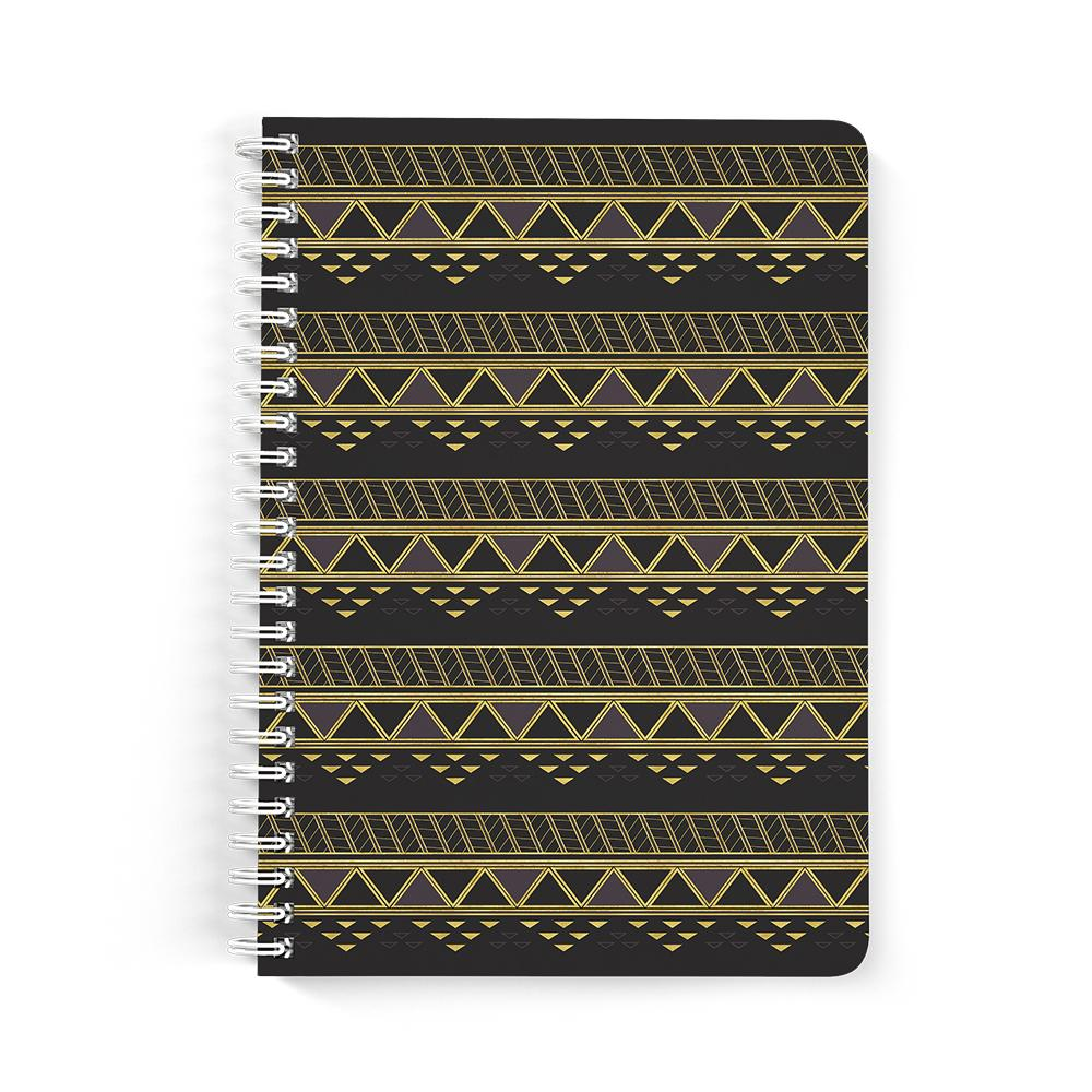Castlefield Design Panther Geometric Notebooks
