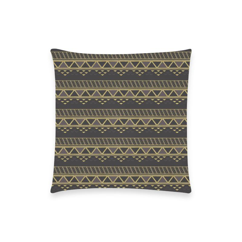 Castlefield Design Panther Geometric Pillow Cases