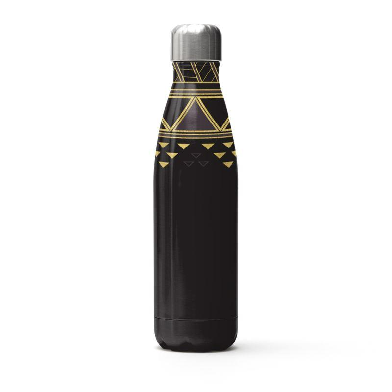 Castlefield Design Panther Geometric Thermal Bottle