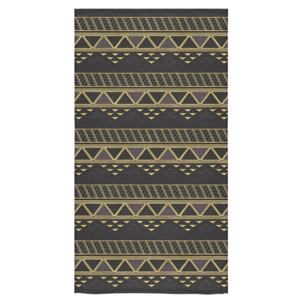 Castlefield Design Panther Geometric Towels