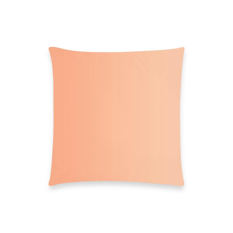 Castlefield Design Peach Creamsicle Pillow Cases