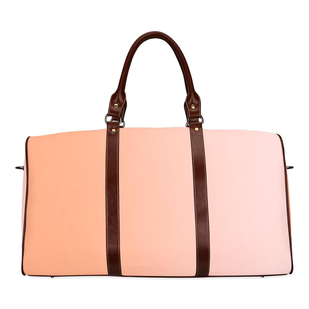 Castlefield Design Peach Pink Travel Bags