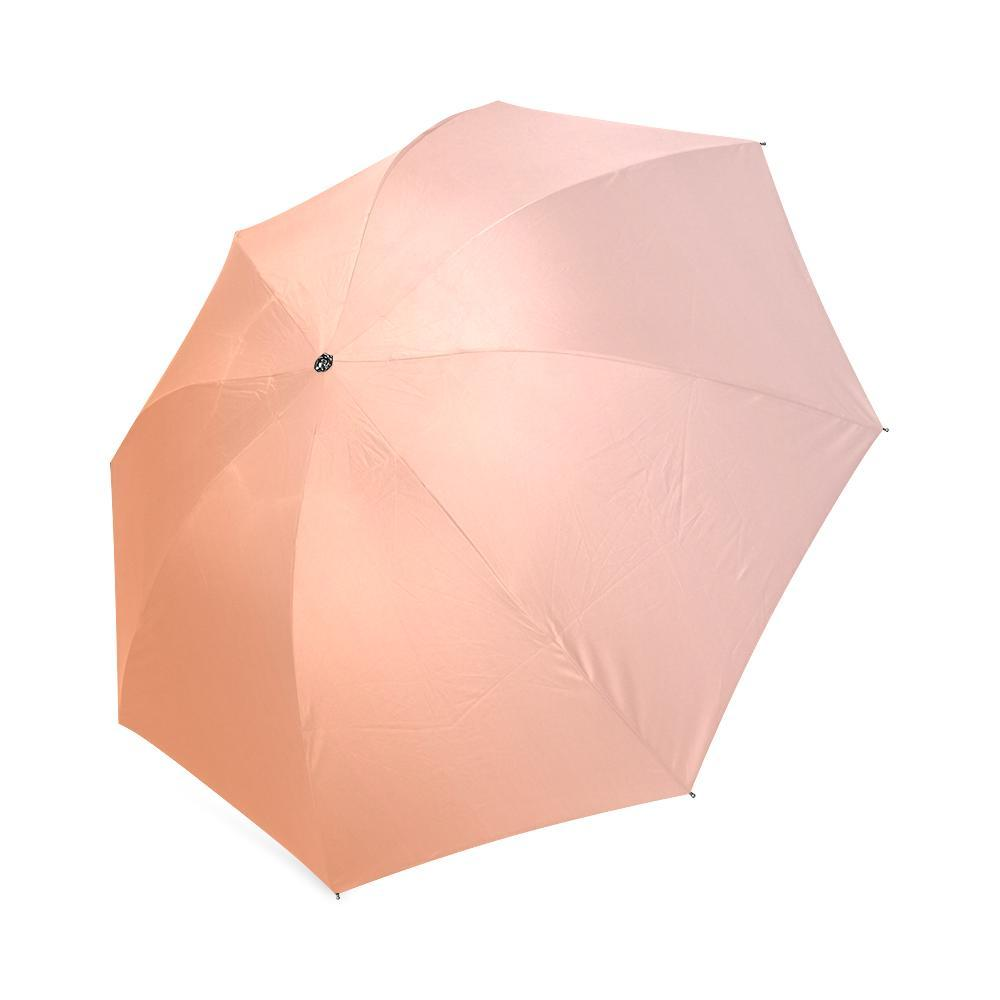 Castlefield Design Peach Pink Umbrella