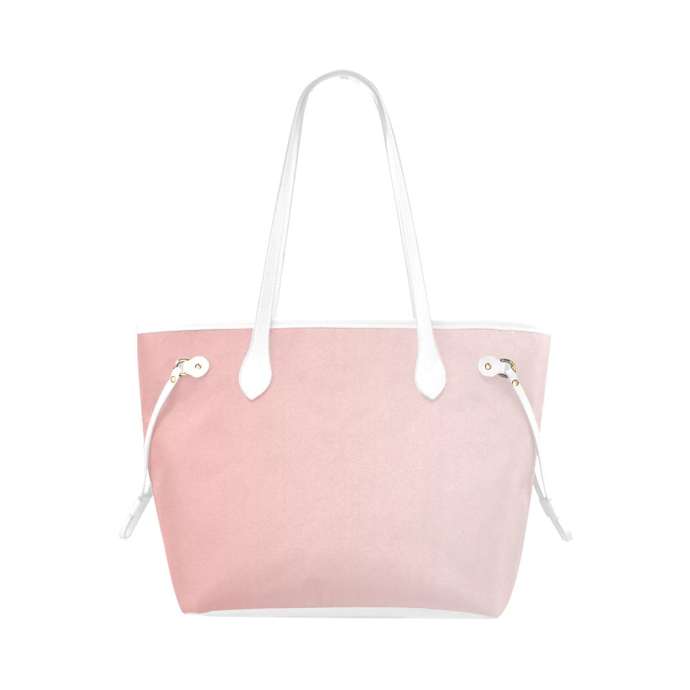Castlefield Design Pink Canvas Tote