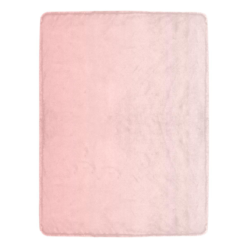 Castlefield Design Pink Throw Blanket