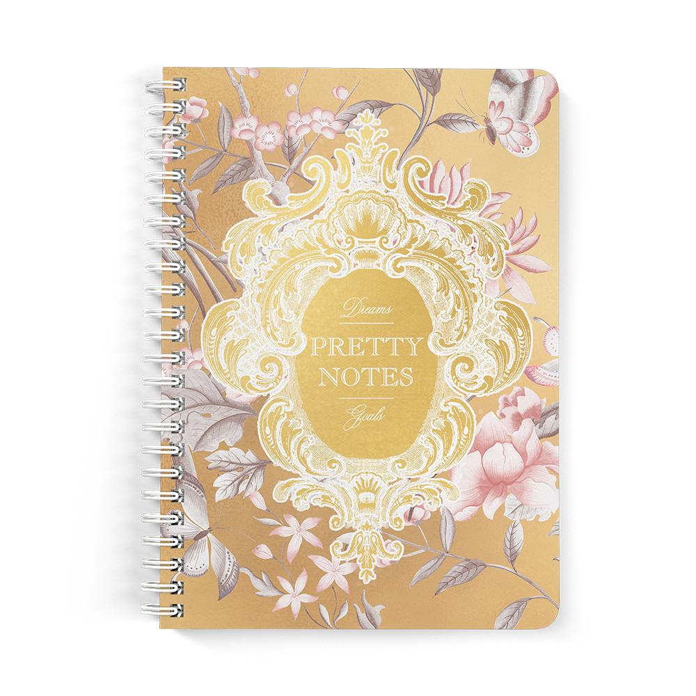 Castlefield Design Pretty Notes Chinoiserie Notebooks