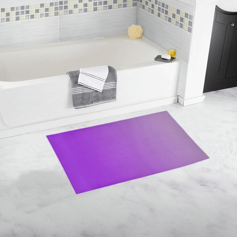 Castlefield Design Purple Bath Mats